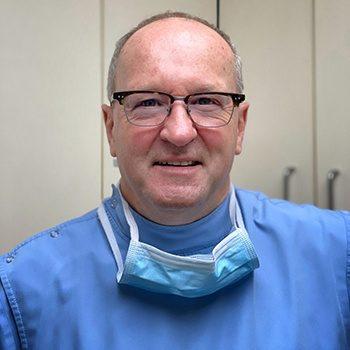 Gerard Pendergast Green Island Dentist